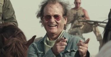 Bill Murray Rock the Kasbah