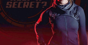 Chloe Bennet Agents of SHIELD Photo Reveal