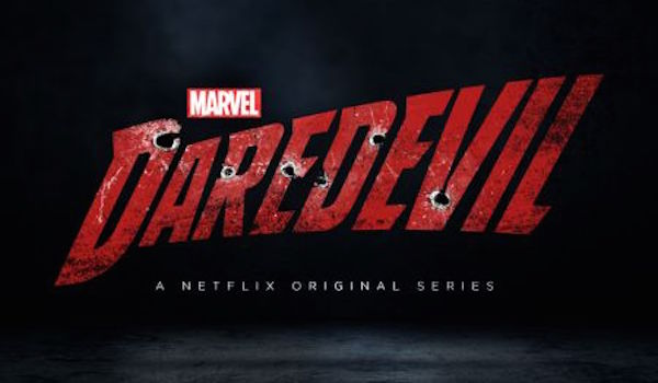 Daredevil Season 2 Logo