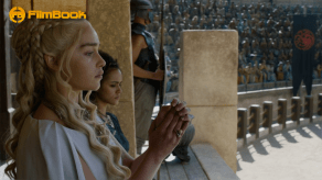 Emilia Clarke Nathalie Emmanuel Game of Thrones The Dance of Dragons