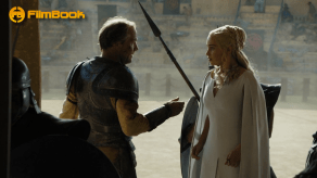 Iain Glen Emilia Clarke Game of Thrones The Dance of Dragons