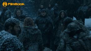 Kit Harington John Bradley Ben Cromption Game of Thrones The Dance of Dragons