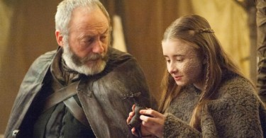 Liam Cunningham Kerry Ingram The Dance of Dragons