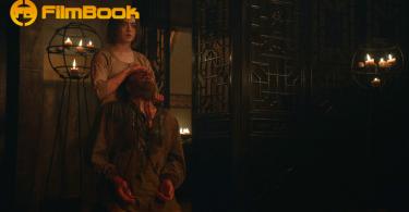 Maisie Williams Ian Beattie Throast Slit Game of Thrones Mothers Mercy