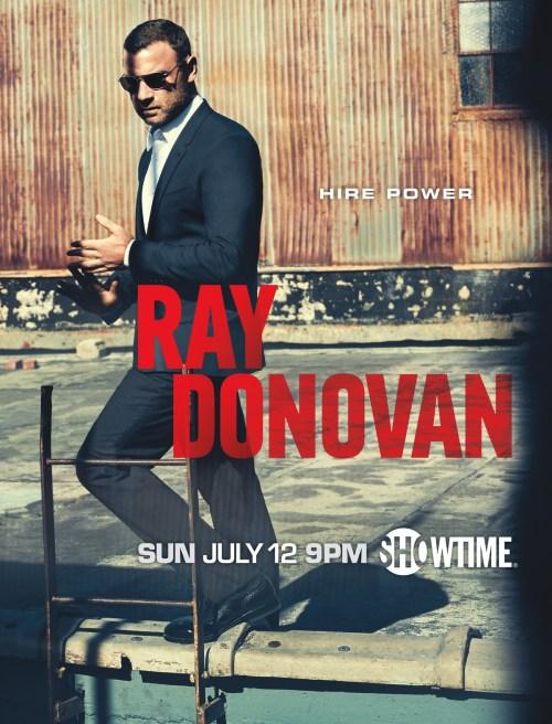 Ray Donovan Season 3 TV show poster