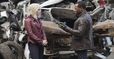 Rose McIver Malcolm Goodwin Blaine's World iZombie
