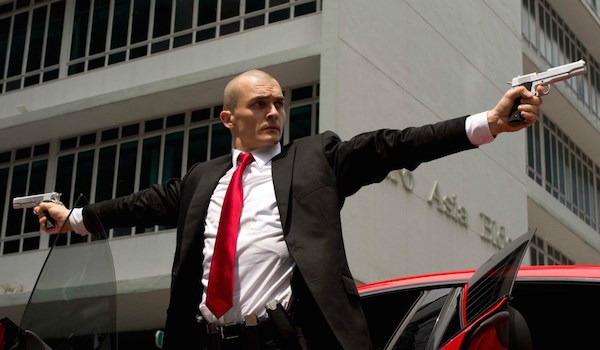 Rupert Friend Hitman Agent 47