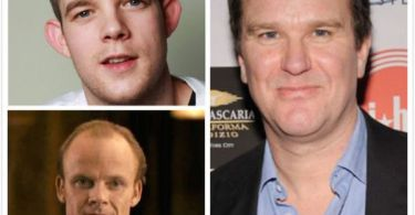 Russell Tovey Alistair Petrie Douglas Hodge