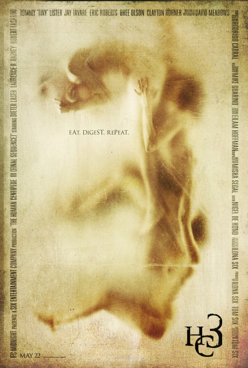 Human Centipede 3 Posters