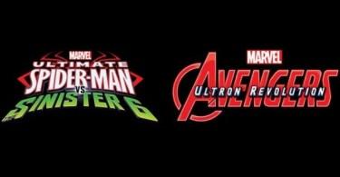 Ultimate Spider-man vs The Sinister Six & Avengers: Ultron Revolution