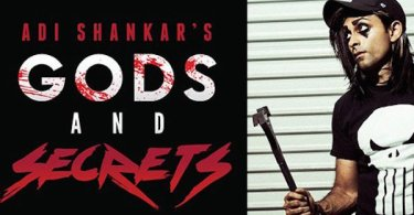Adi Shankar Gods and Secrets Logo