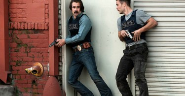 Colin Farrell Taylor Kitsch Down Will Come True Detective