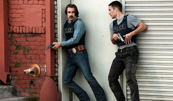 Colin Farrell Taylor Kitsch Down Will Come True Detective