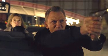Daniel Craig Lea Seydoux Spectre