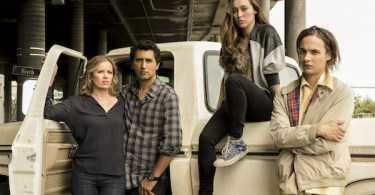 Fear The Walking Dead Cast