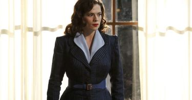 Hayley Atwell Agent Carter Valediction