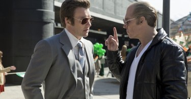 Johnny Depp Joel Edgerton Black Mass