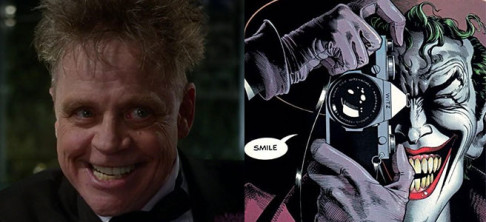 Mark Hamill The Killing Joke