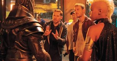 Oscar Isaac Bryan Singer Michael Fassbender Alexander Shipp X-Men: Apocalypse