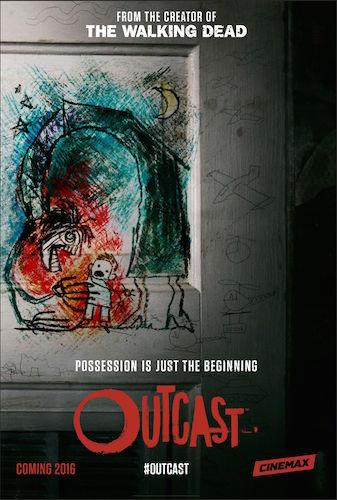 Outcast SDCC Poster