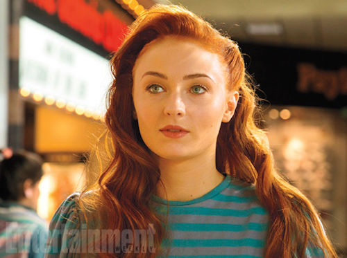 Sophie Turner X-Men: Apocalypse