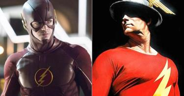 The Flash Jay Garrick
