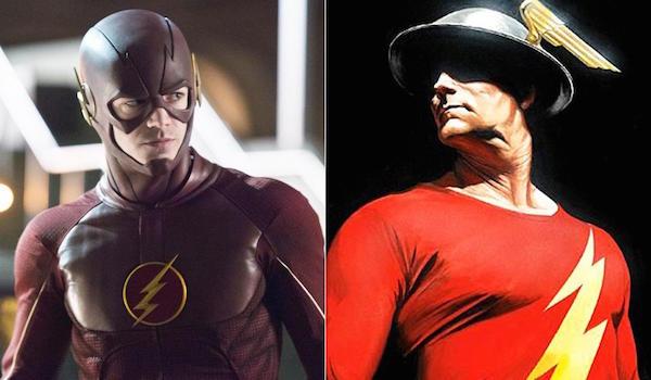 The Flash Jay Garrick