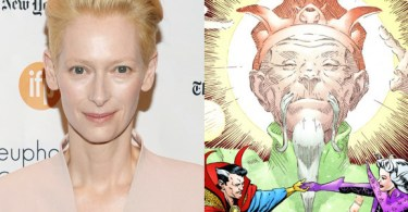 Tilda Swinton The Ancient One Doctor Strange