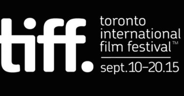 Toronto International Film Festival 2015 Logo