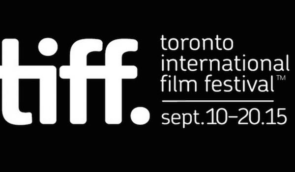 Toronto International Film Festival 2015 Logo