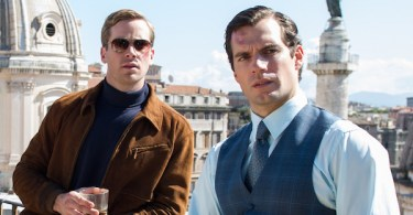 Armie Hammer Henry Cavill The Man From Uncle 02
