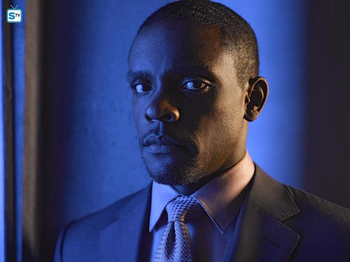 Chris Chalk Gotham Season 2 Portrait