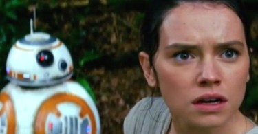Daisy Ridley Star Wars The Force Awakens