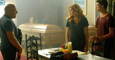 Dean Norris Rachelle Lefevre Colin Ford Under the Dome Plan B