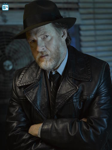 Donal Logue Gotham Season 2 Portrait