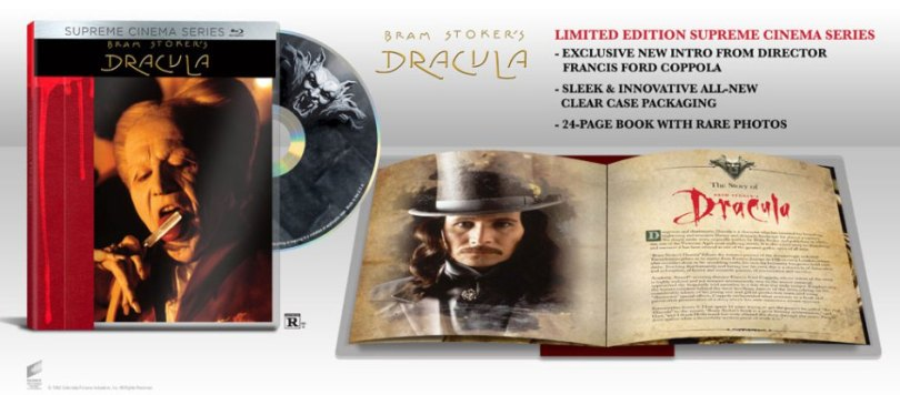 Dracula Blu-Ray Treatment