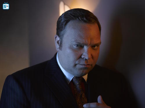 Drew Powell Gotham Season 2 Portrait