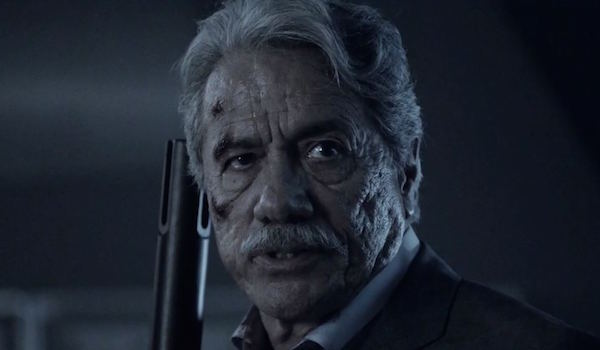 Edward James Olmos Agents of SHIELD One Door Closes