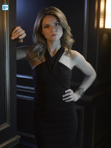 Erin Richards Gotham Season 2 Portrait