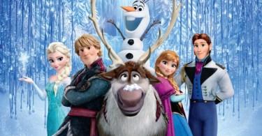 Frozen Characters