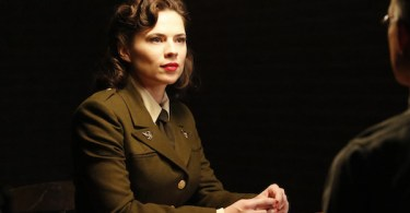 Hayley Atwell Agents of SHIELD The Things We Bury