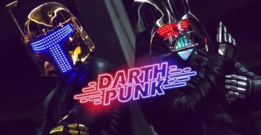 Darth Punk: The Funk Awakens