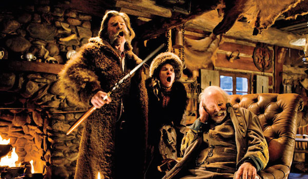 Kurt Russell Jennifer Jason Leigh The Hateful Eight