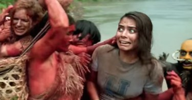 "The Green Inferno ""First Encounter"" Clip"