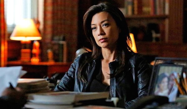 Ming-Na Wen Agents of SHIELD One Of Us