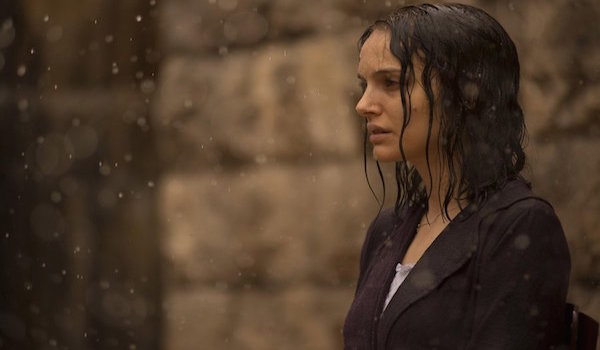 Natalie Portman in A Tale of Love and Darkness