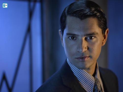 Nicholas D'Agosto Gotham Season 2 Portrait