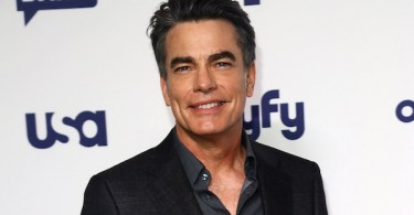 Peter Gallagher Smiling