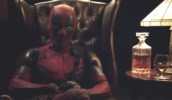 Ryan Renolds Deadpool Chair Sheery