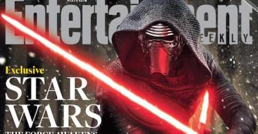 Star Wars The Force Awakens Entertainment Weekly Cover & Images